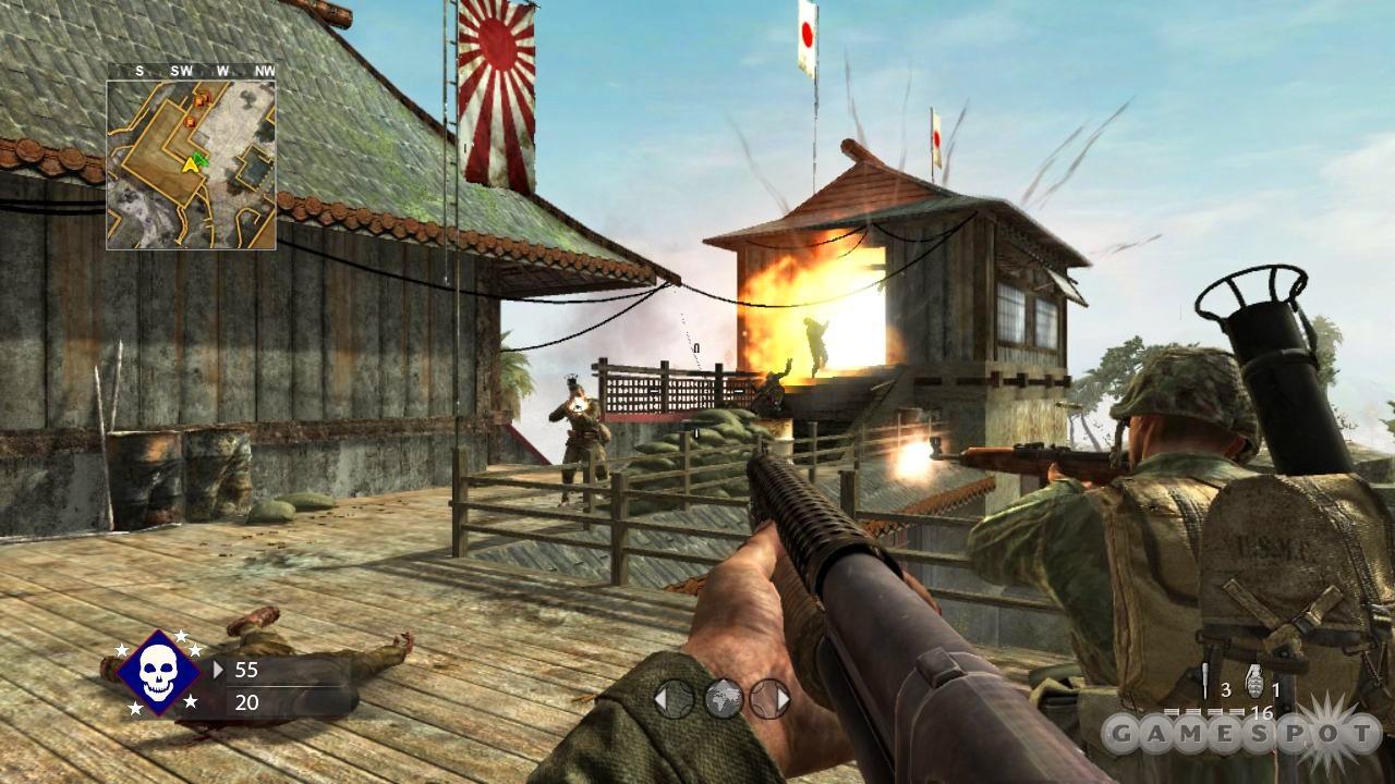 2008's Call of Duty: World at War