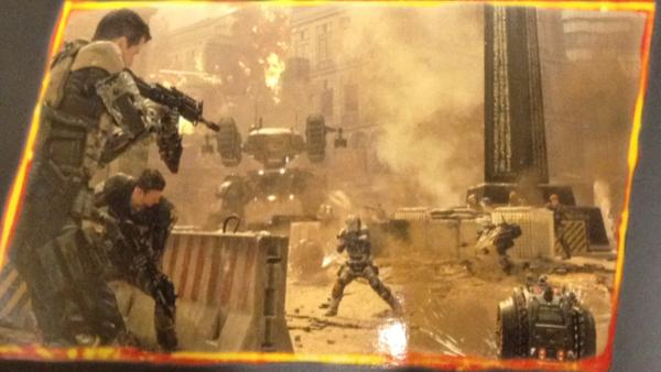 A first look at Black Ops III