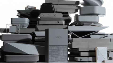 Xbox One prototype designs