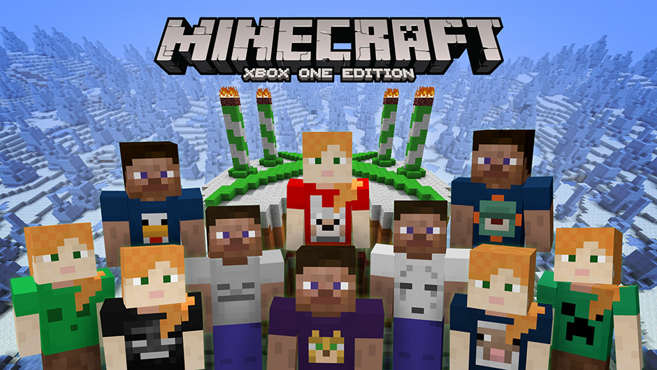 How to Get Free Minecraft Xbox One and Xbox 360 DLC GameSpot