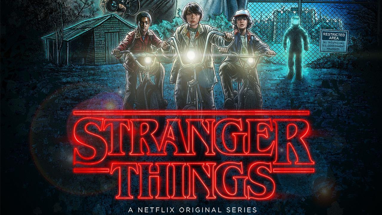 Season 2 things torrent stranger Download Stranger