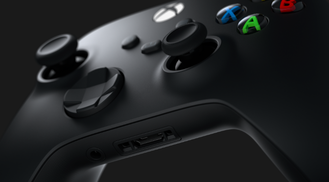 A closer look at the Xbox Series X controller