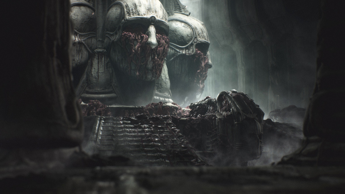 Scorn is the next title from Ebb Software