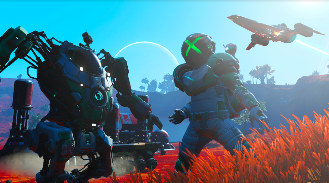 No Man's Sky is headed to Xbox Game Pass