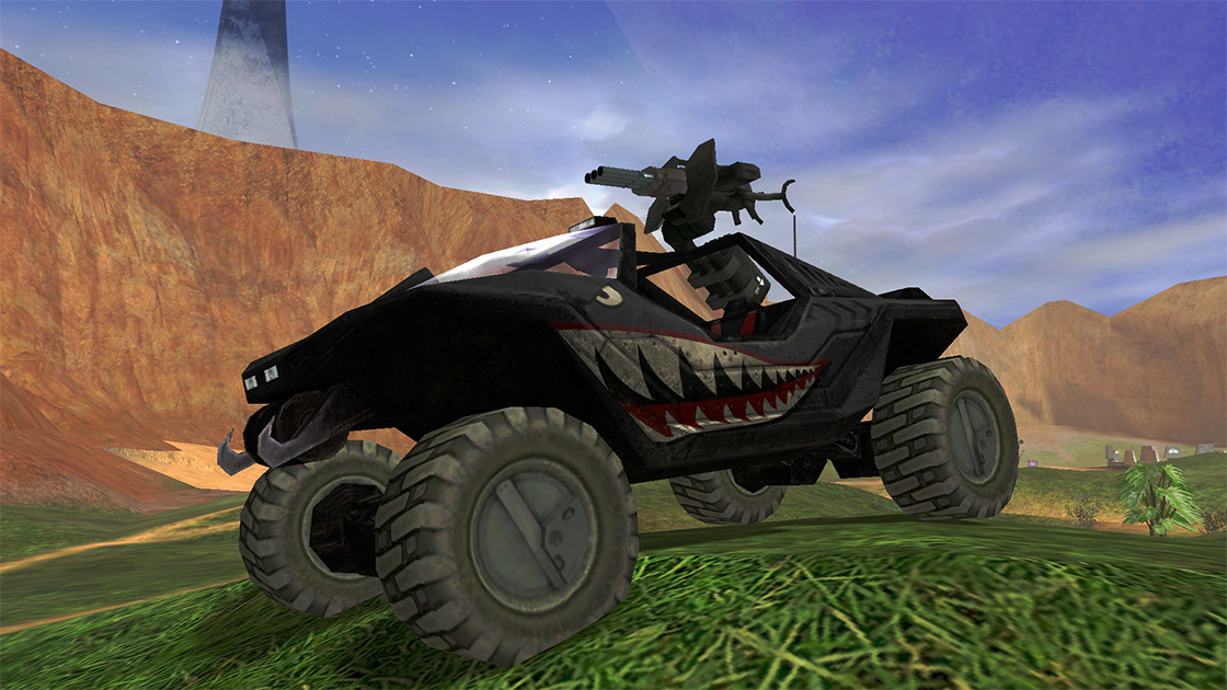 Vehicle skins are coming to Halo: CE