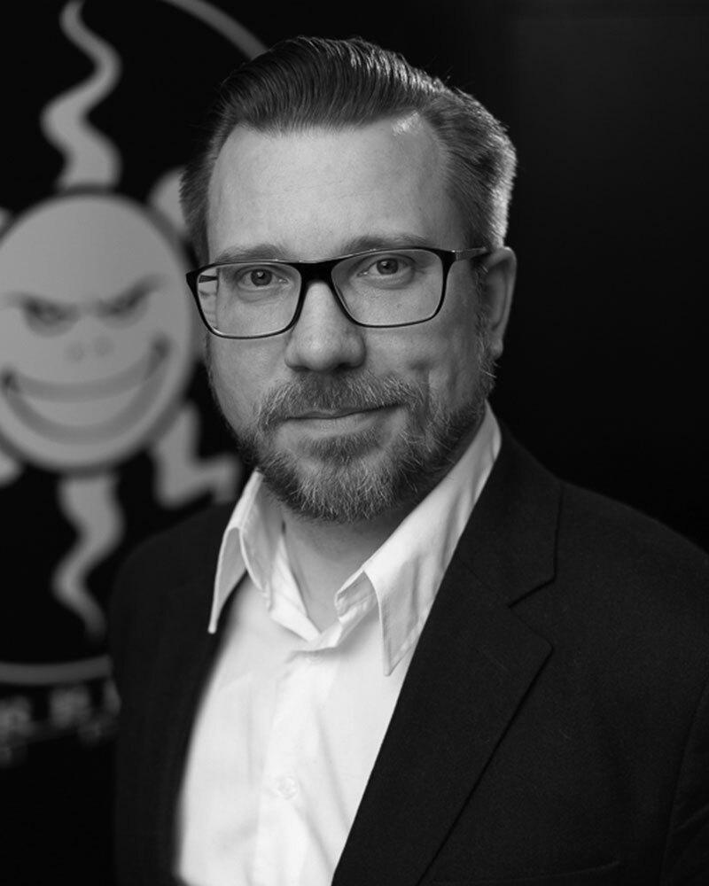 Starbreeze acting CEO Tobias Sjögren