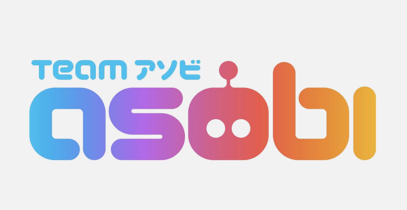 O novo logotipo da Equipe Asobi