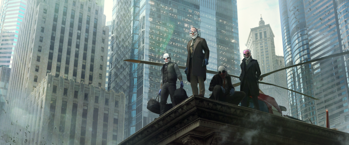 A new look at Payday 3