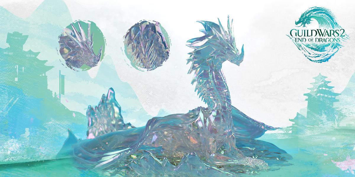 Estatua del dragón Oren