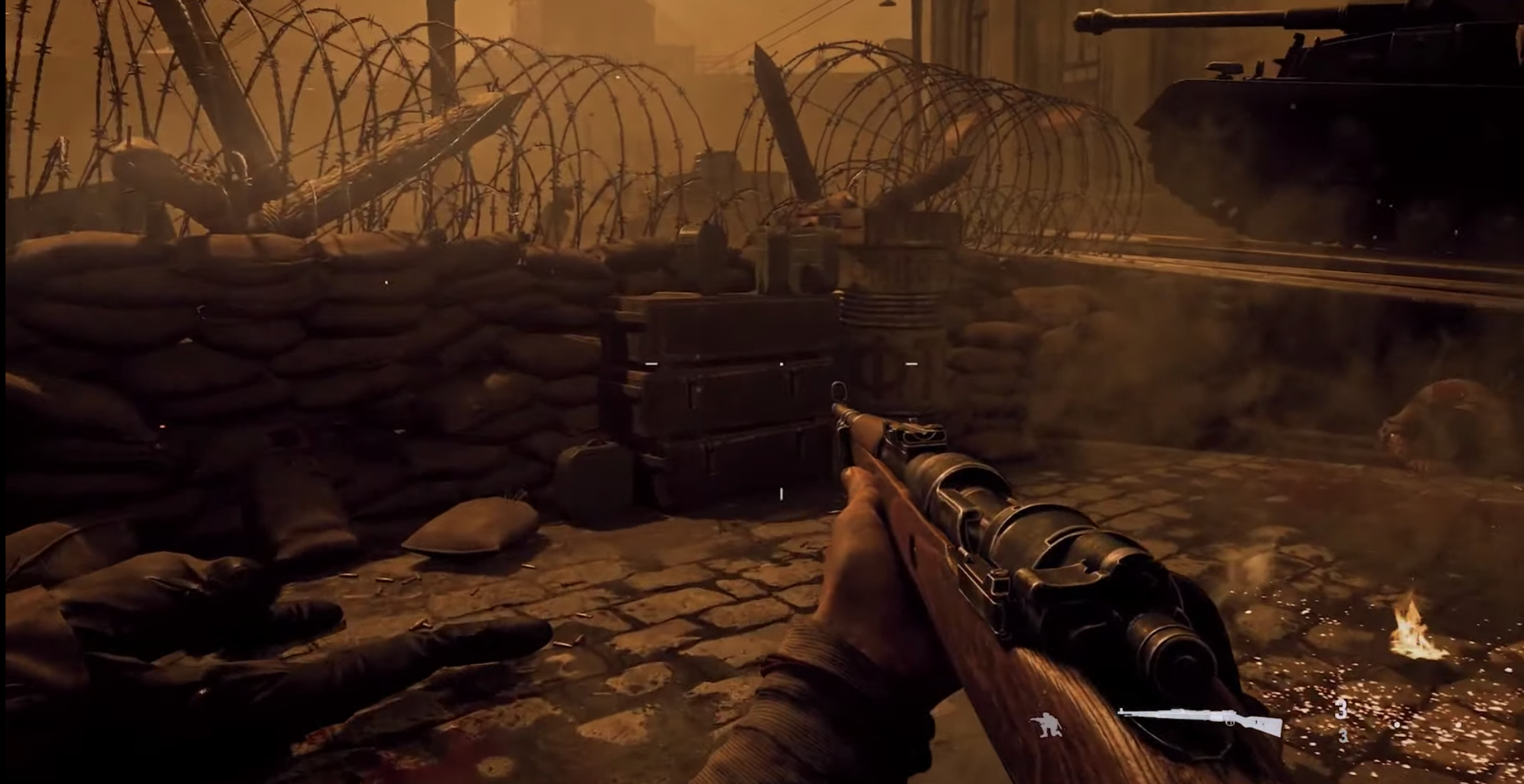 Call Of Duty: Vanguard Campaign Demo Revealed At Gamescom 2021 - GameSpot