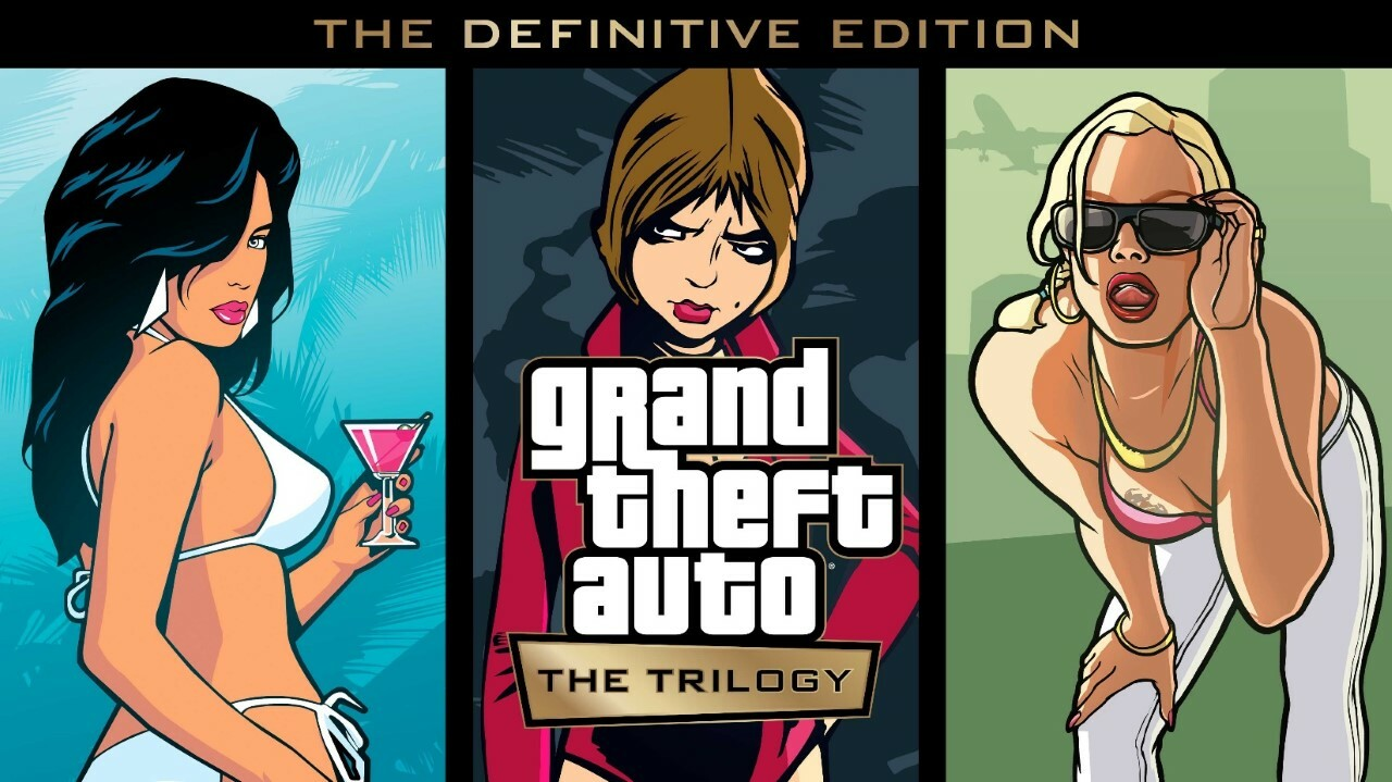 GTA The Trilogy: Definitive Edition is coming this year