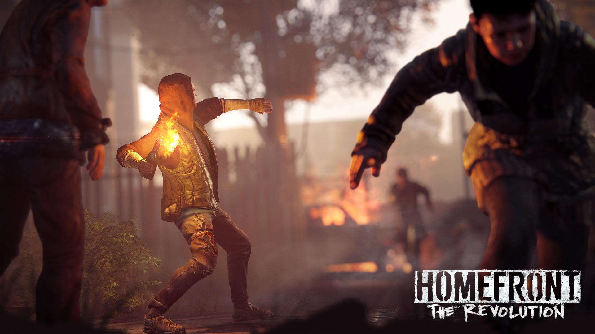 Homefront The Revolution Release Date Leaked   GameSpot