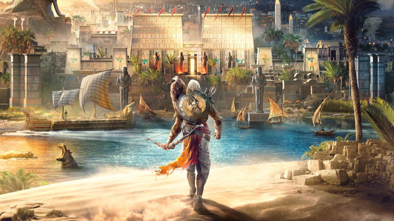 E3 2017: Assassin's Creed Origins Confirmed, Release Date Announced -  GameSpot