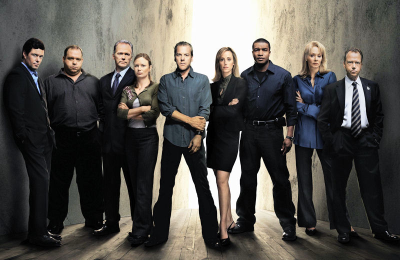 The cast of season five, aka the best season