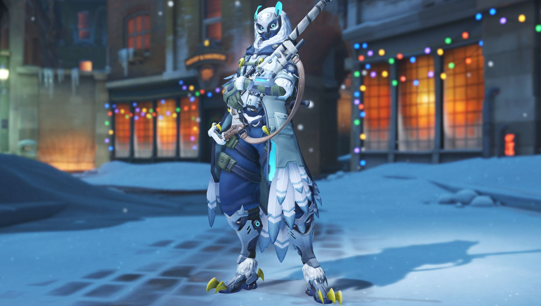 Overwatch Christmas Skins 2021 New Overwatch Christmas Update Adds Skins Mode As Winter Wonderland Event Goes Live Gamespot