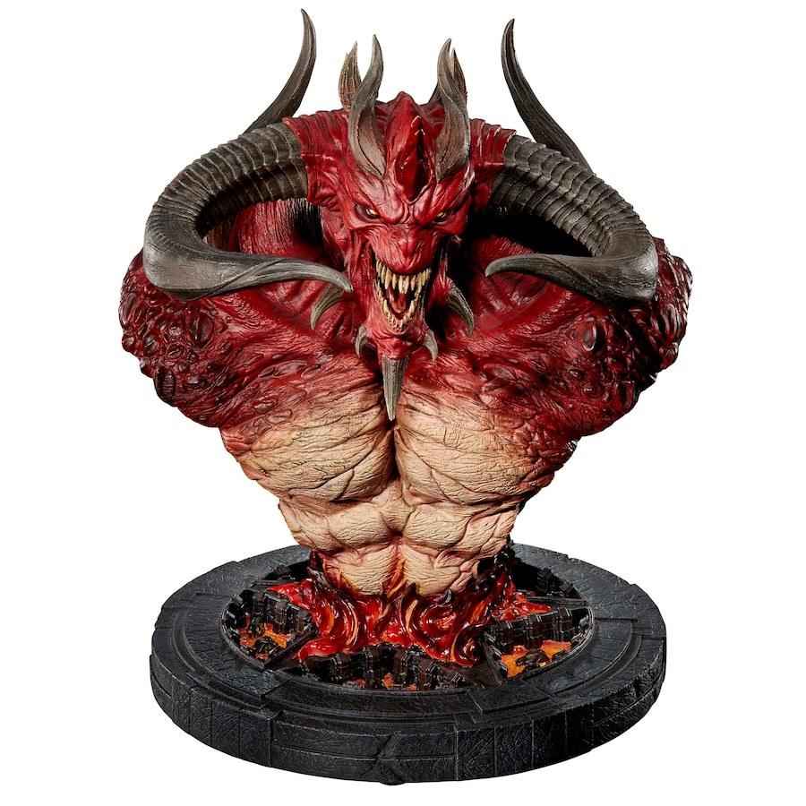 Diablo Lord of Terror bust