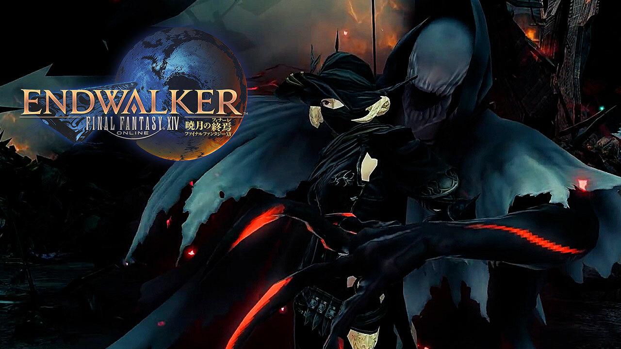 FINAL FANTASY XIV ENDWALKER New Reaper Class Reveal