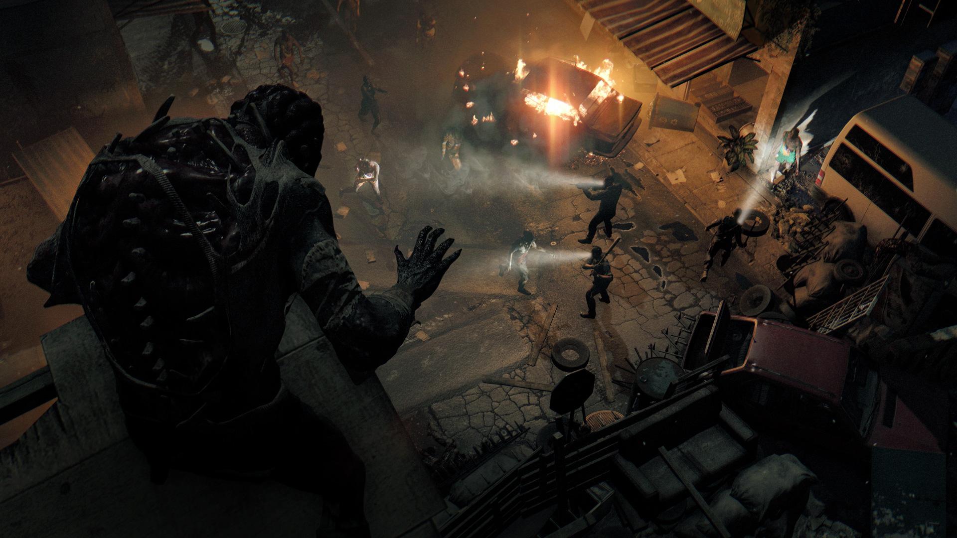 Dying Light Gamespot Review