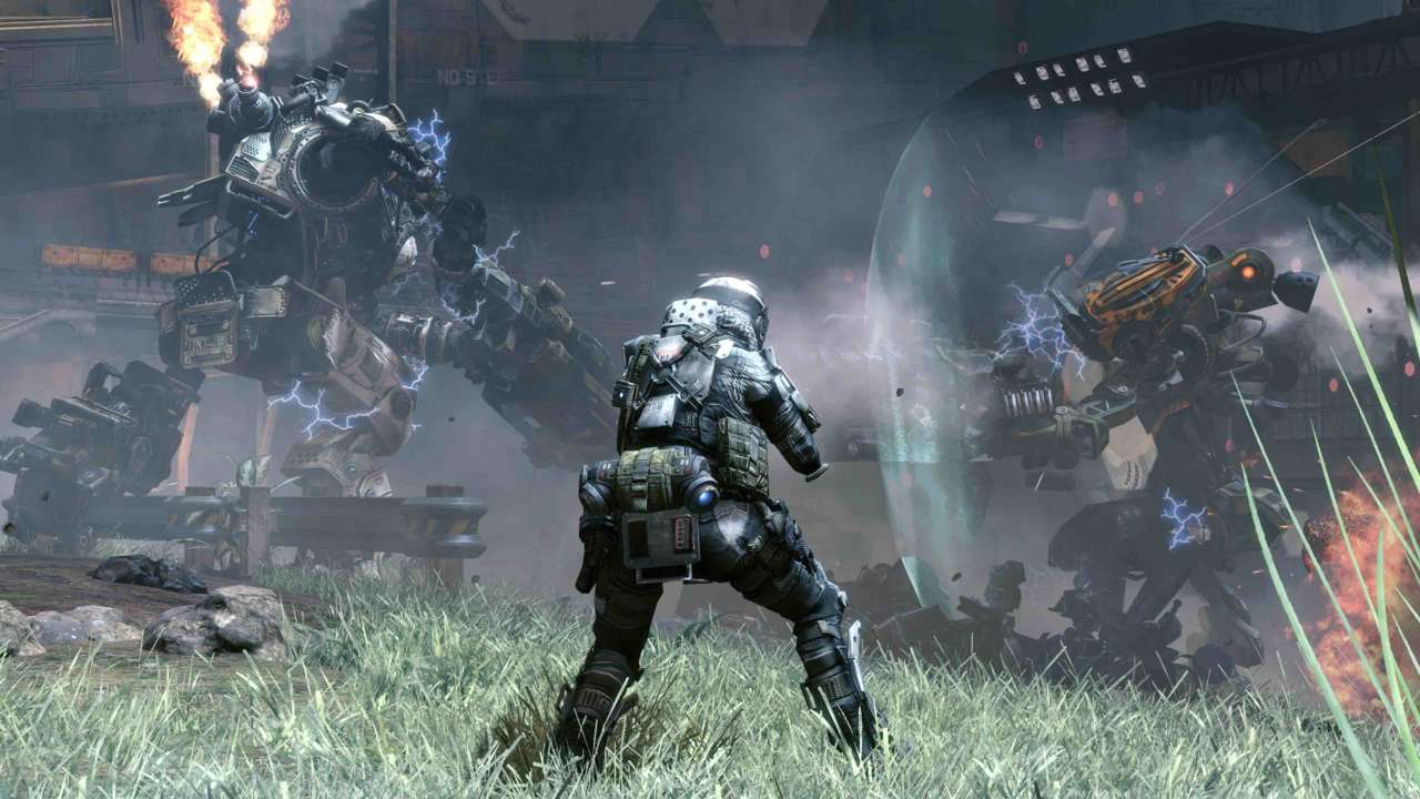 EA was clearly keen for Titanfall, but would Activision have funded it?