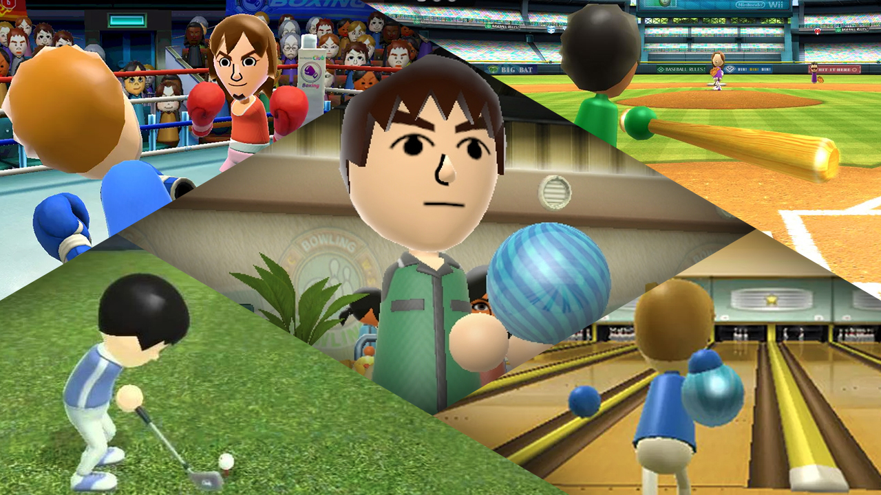 The Most Influential Games Of The 21st Century: Wii Sports - GameSpot
