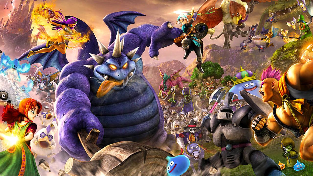 Dragon Quest Heroes Ii Review Gamespot