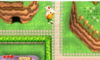 It's not a Zelda game without Cuccos.