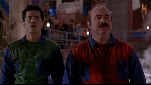 No good movie films? What about 1993's Super Mario Bros.!