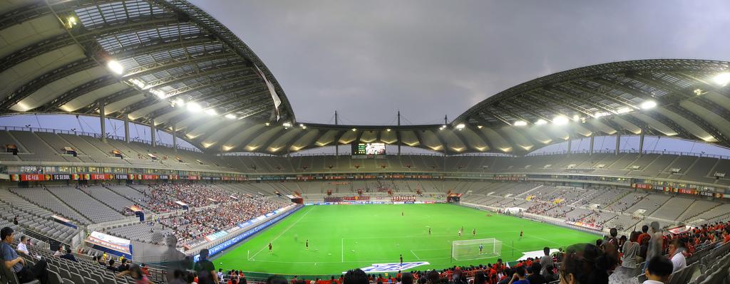 Shangai Stadium image courtesy WorldCup2014Places.com