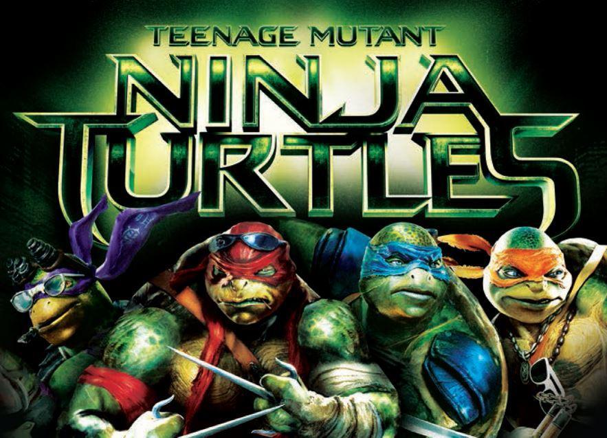 Art from Teenage Mutant Ninja Turtles on 3DS