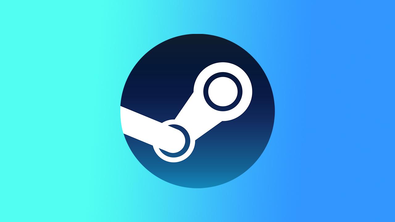 Steam's logo.