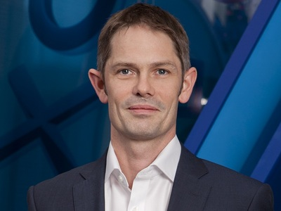 Fergal Gara has been head of PlayStation UK for four years.