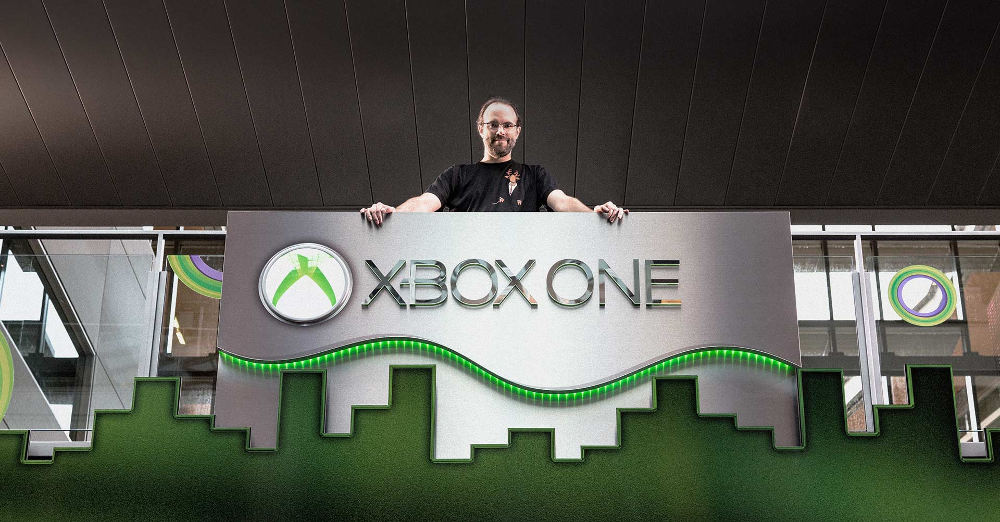 Boyd Multerer worked on all three Xbox systems during his time at Microsoft between 2000 and 2014. He founded Xbox Live, and was the first person to log into the service.
