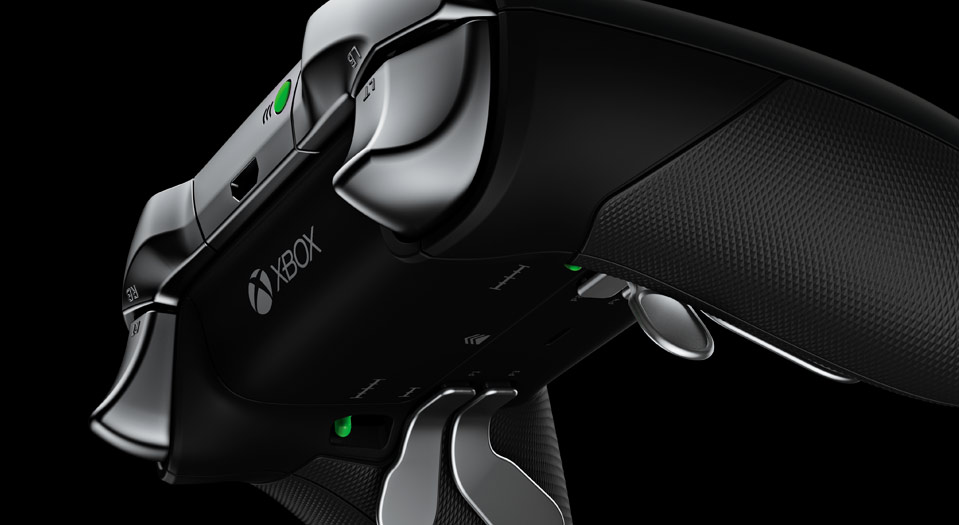 The Xbox One Elite is Microsoft's greatest controller yet