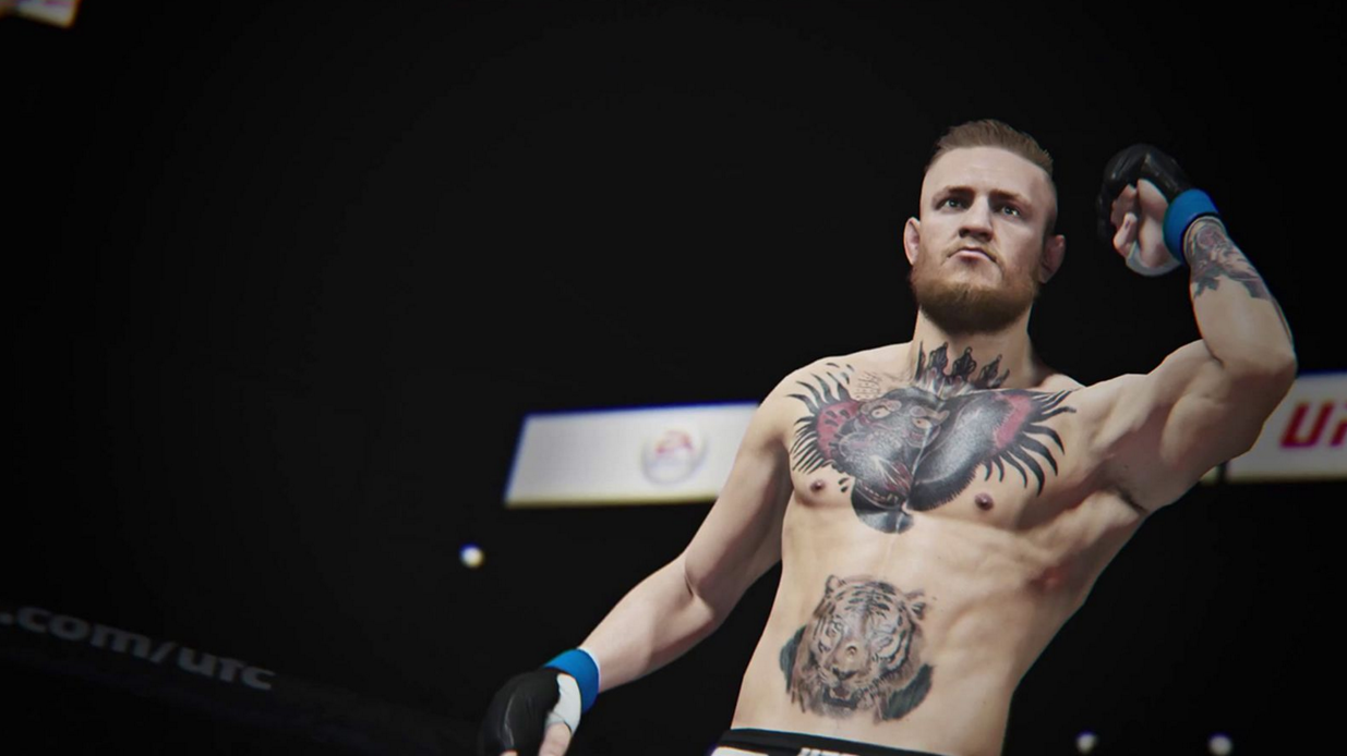 EA UFC curse? Conor McGregor and Ronda Rousey both lost after gracing the cover.