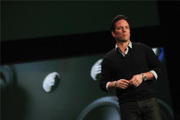 Phil Spencer has previously talked down suggestions that Microsoft is working on a console upgrade, though the rumour originated from his own comments at a press conference.