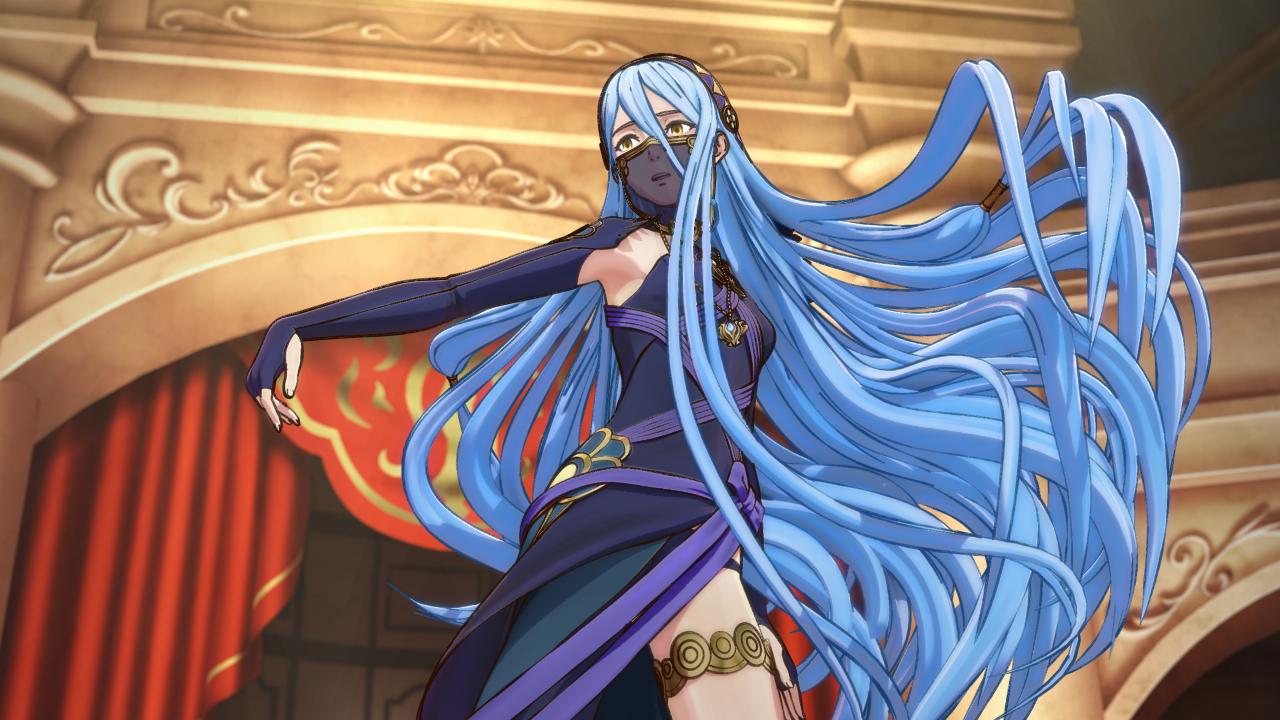 Azura is not all she seems.