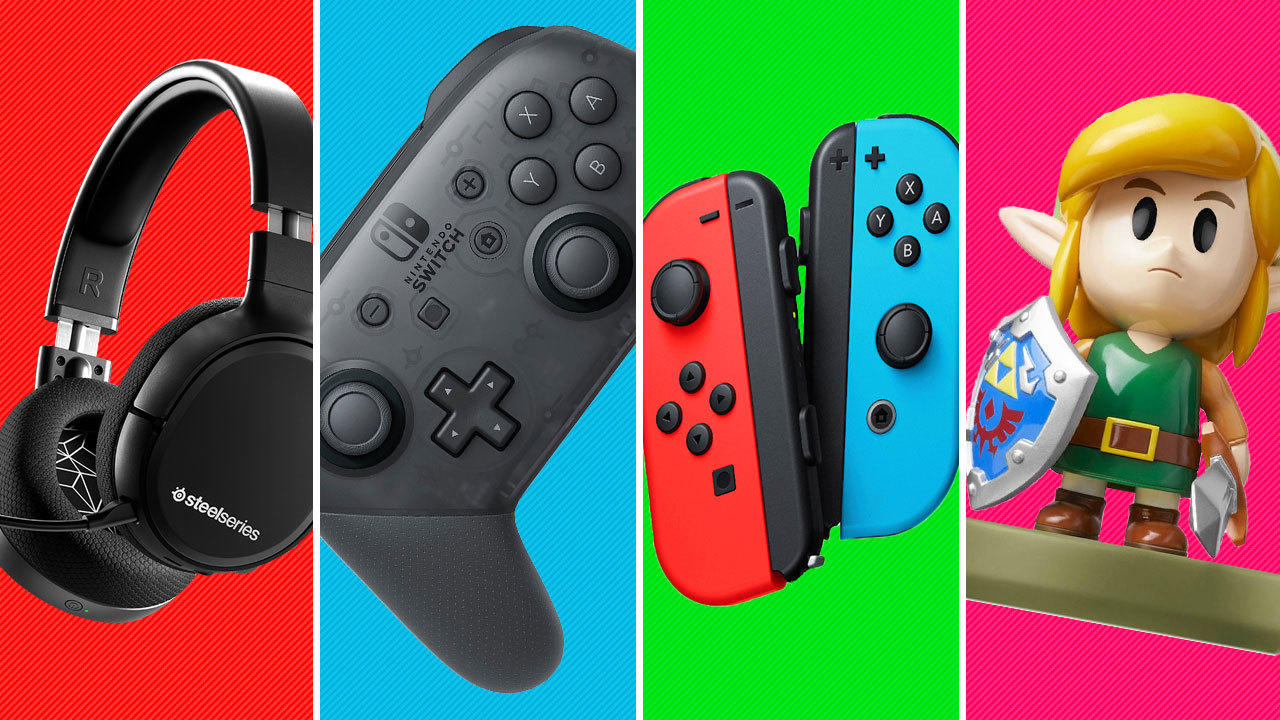 The Nintendo Switch has no shortage of useful accessories.