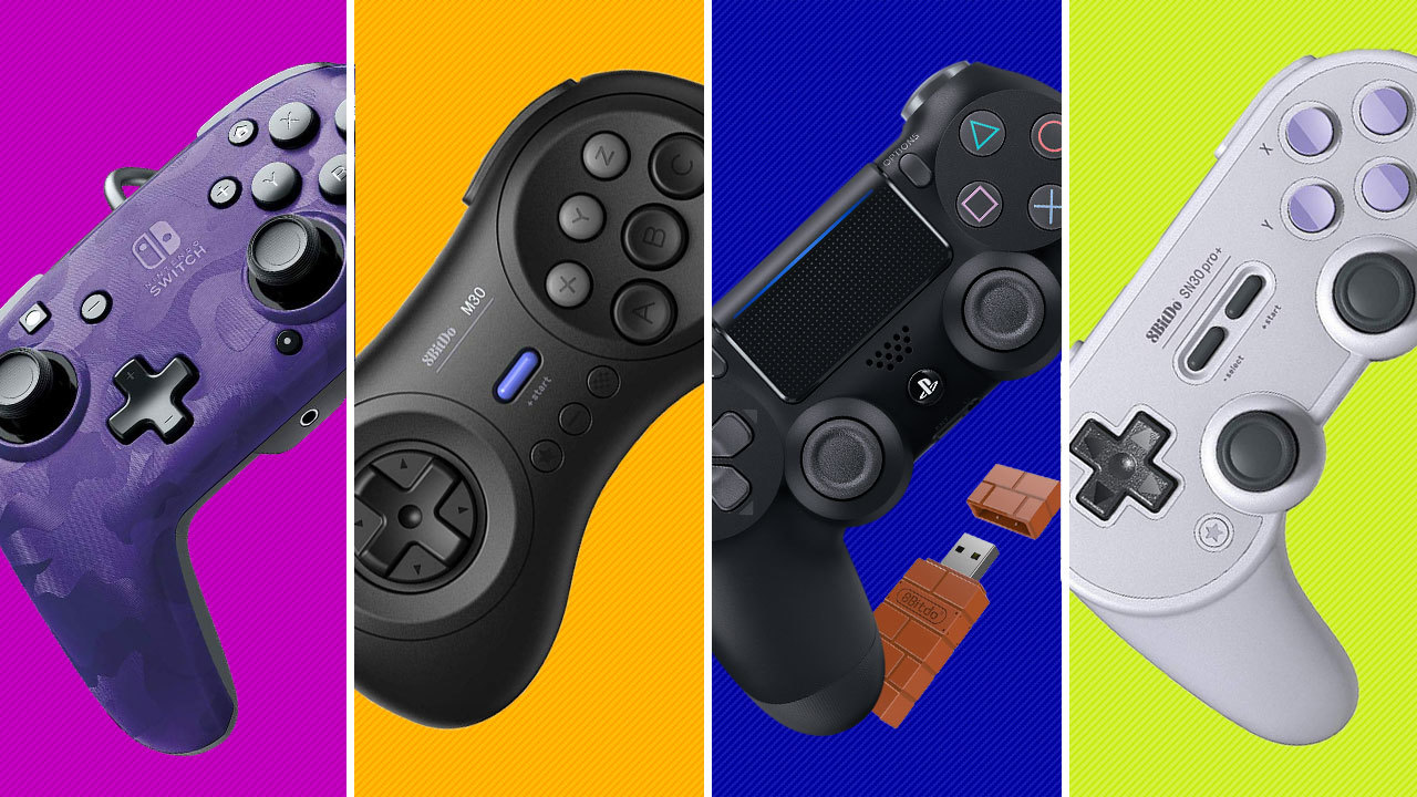 The Nintendo Switch is compatible with a variety of different controllers.