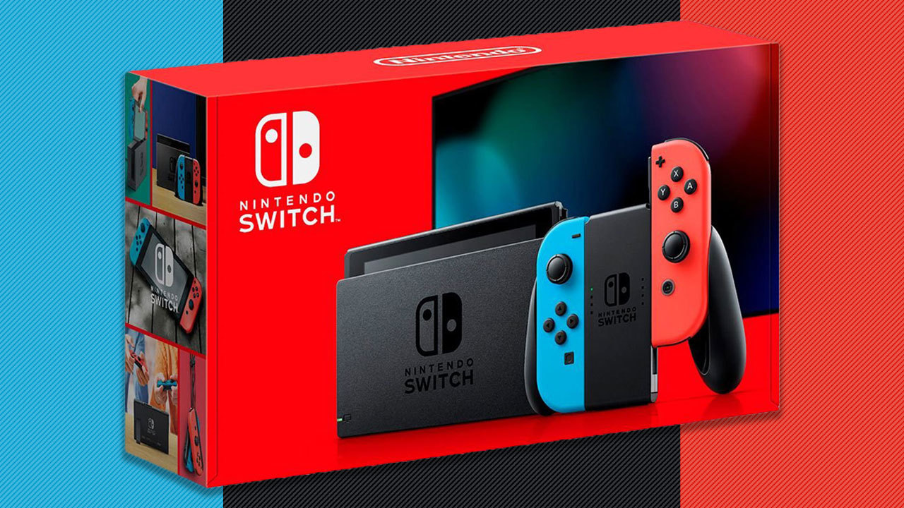 The new Nintendo Switch model has a longer battery life.