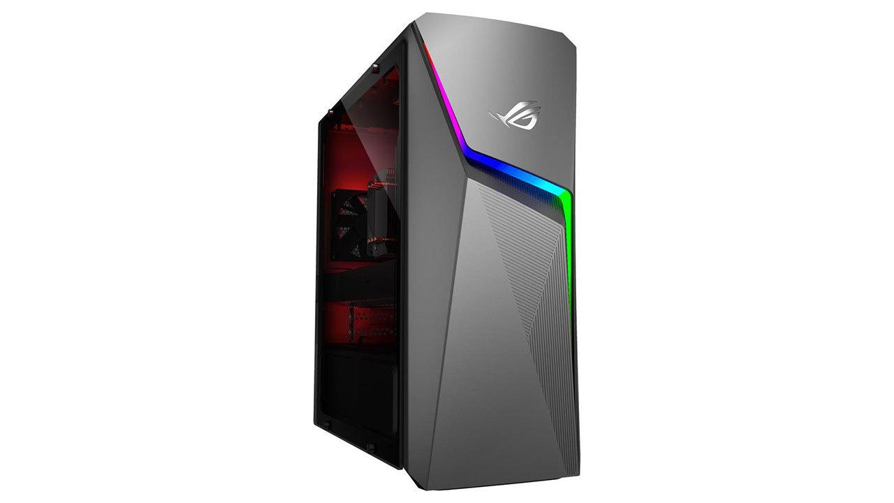 Asus GTX 1660 gaming desktop - $770