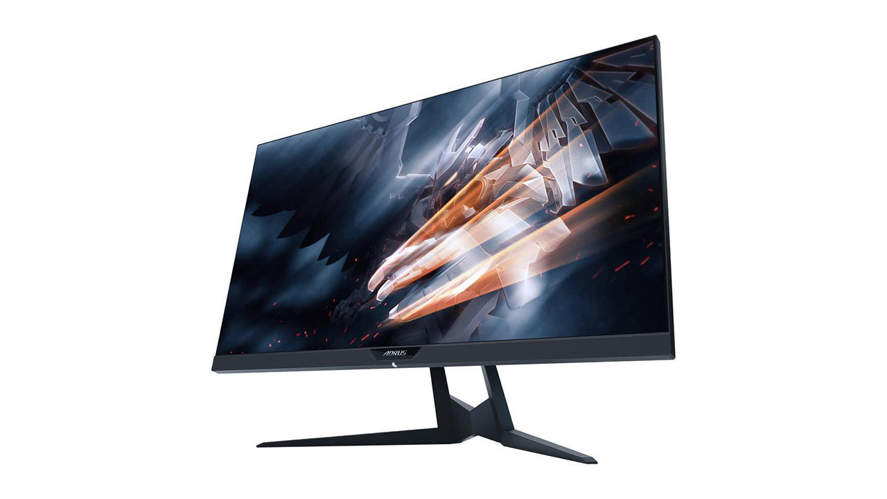 Gigabyte Aorus 27-inch 144Hz, 1440p, G-Sync monitor - $460 with code BLACKFR23