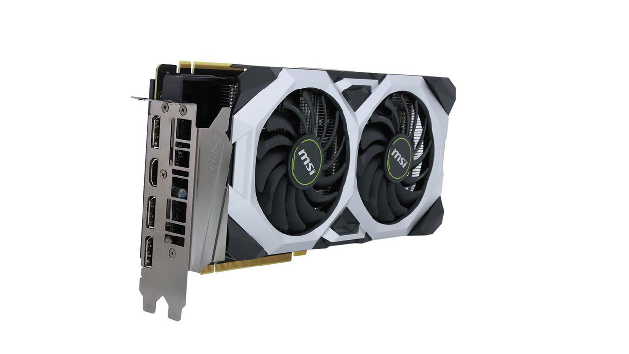 MSI GeForce RTX 2080 8 GB - $610