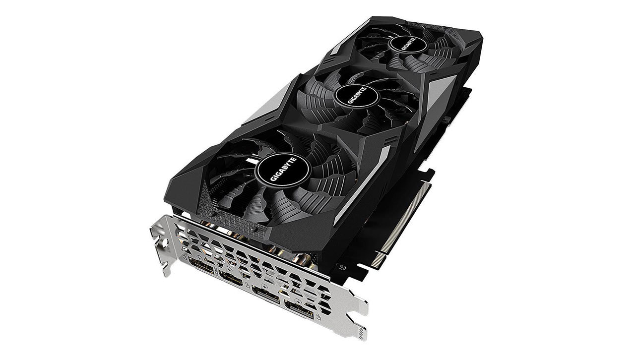 Gigabyte GeForce RTX 2070 Super 8 GB - $510 with code BLACKFR34
