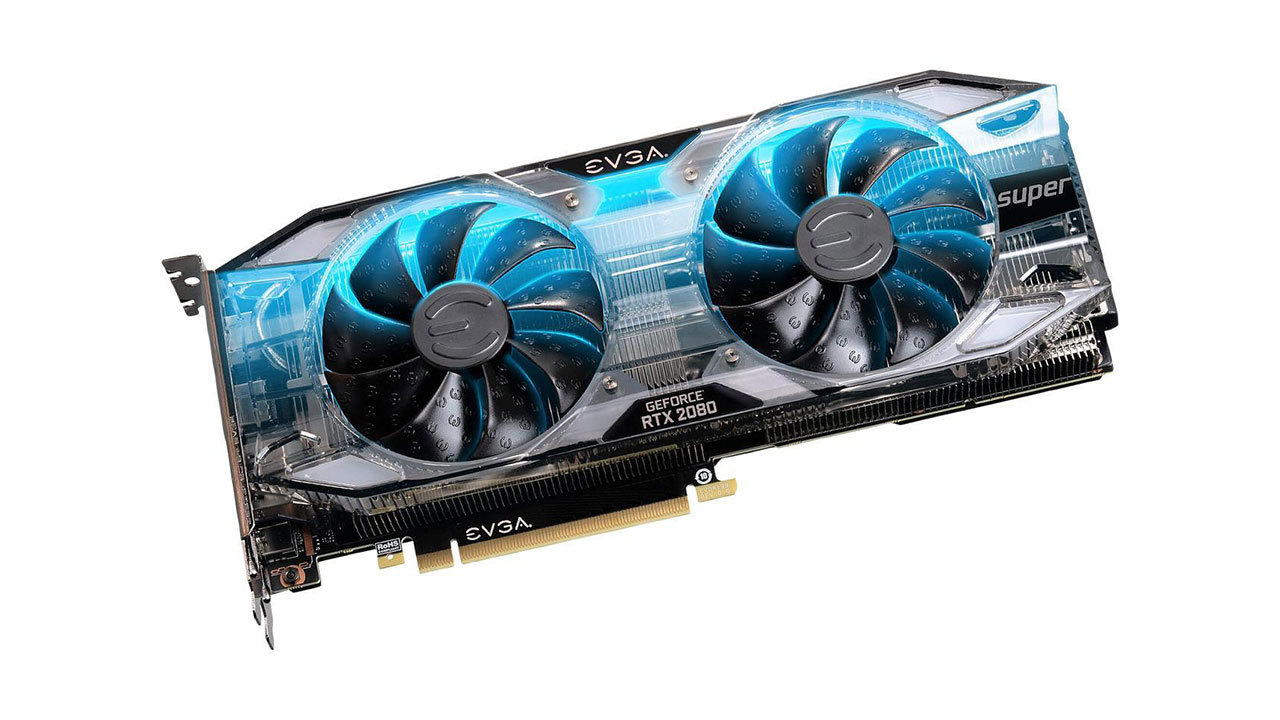 EVGA GeForce RTX 2080 Super 8 GB - $690 with code BLACKFR35