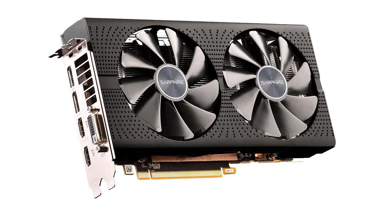 Sapphire Pulse RX 590 8 GB - $180