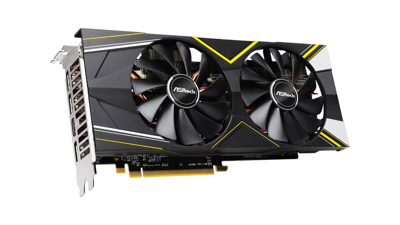 ASRock Radeon RX 5700 8 GB - $370