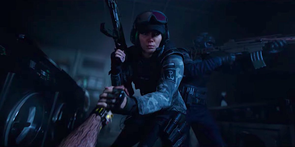 Rainbow Six Quarantine is a spin-off of the massively popular Rainbow Six Siege.