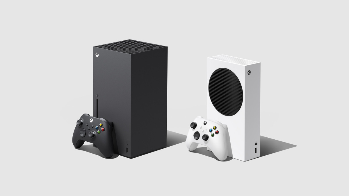 Microsoft's Xbox Series X and Series S both launch on November 10.