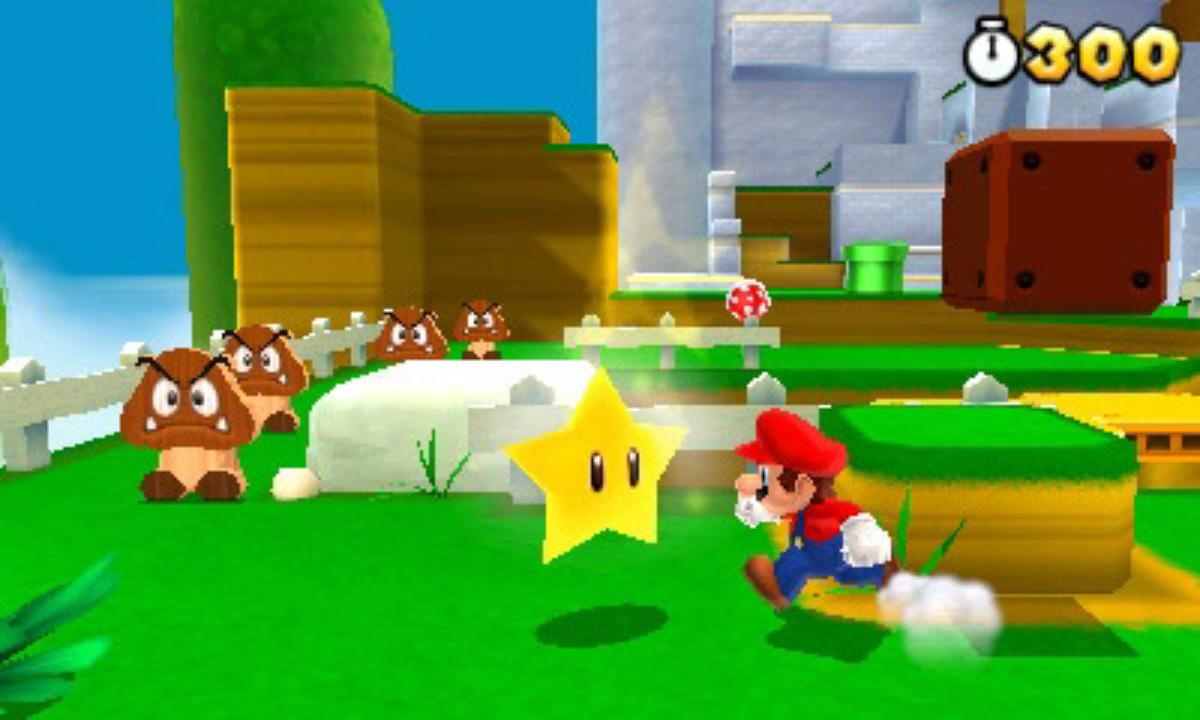 Super Mario 3D Land (2011)