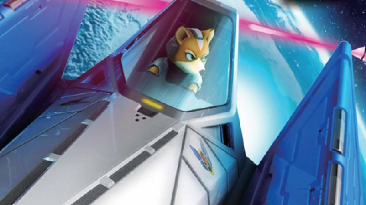 Star Fox 64 3D (2011)